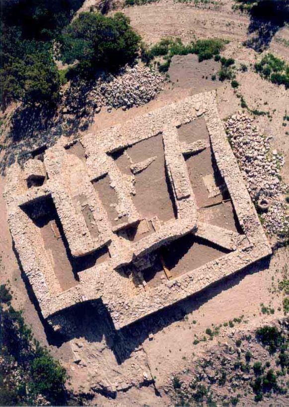 Restes del Castell de Montedono